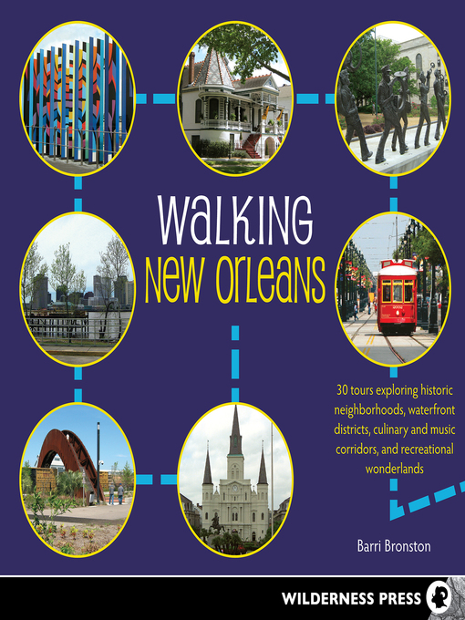 Title details for Walking New Orleans by Barri Bronston - Available