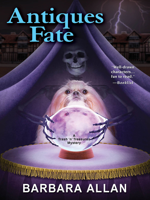 Title details for Antiques Fate by Barbara Allan - Available