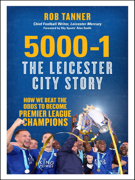 Title details for 5000-1 by Rob Tanner - Available