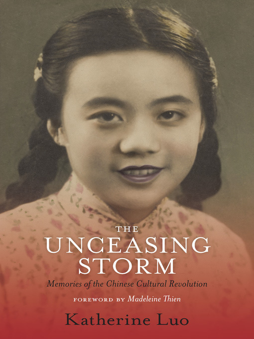 Cover of The Unceasing Storm
