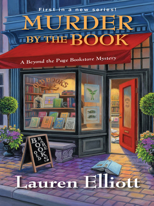Title details for Murder by the Book by Lauren Elliott - Available