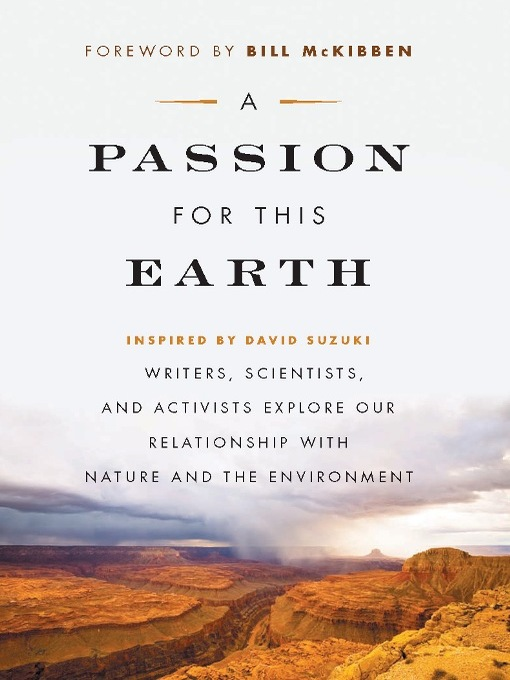 Title details for A Passion for This Earth by Michelle Benjamin - Available