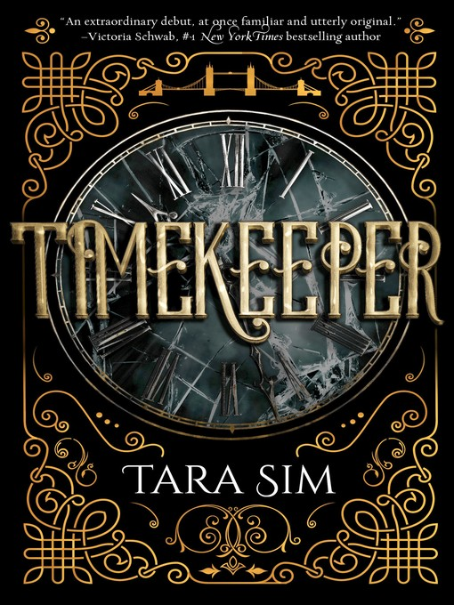 Cover of Timekeeper
