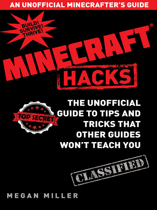 Title details for Hacks for Minecrafters by Megan Miller - Available