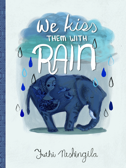 Cover of We Kiss Them With Rain
