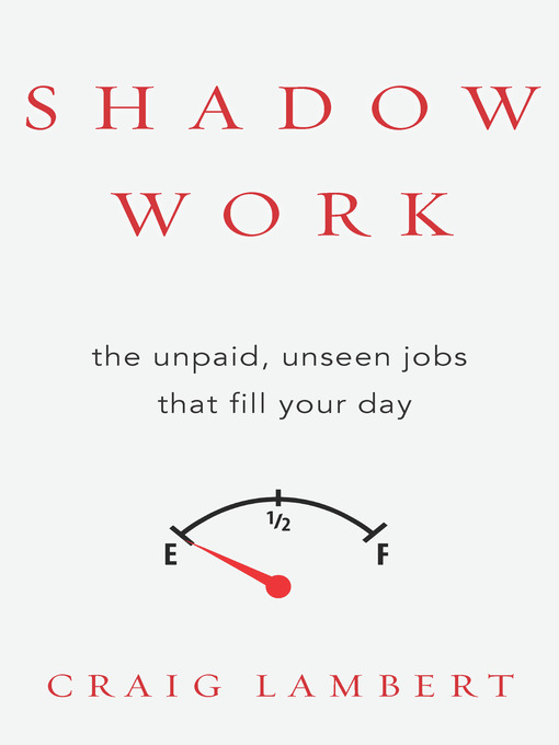 Title details for Shadow Work by Craig Lambert - Available