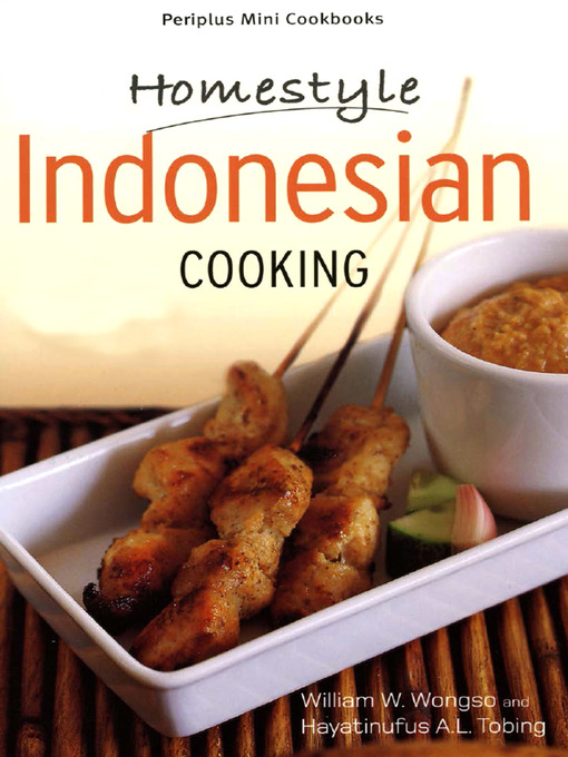 Mini Homestyle Indonesian Cooking National Library Board Singapore