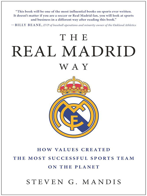 Cover of The Real Madrid Way