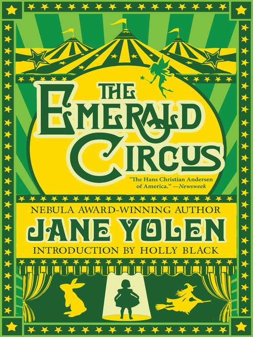 Title details for The Emerald Circus by Jane Yolen - Available