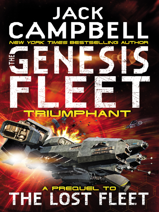 Title details for The Genesis Fleet by Jack Campbell - Wait list