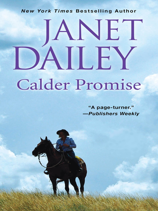 Title details for Calder Promise by Janet Dailey - Available