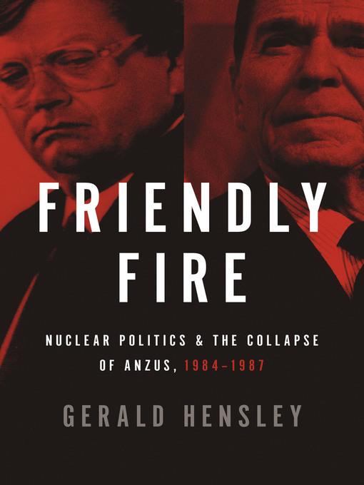 Title details for Friendly Fire by Gerald Hensley - Available