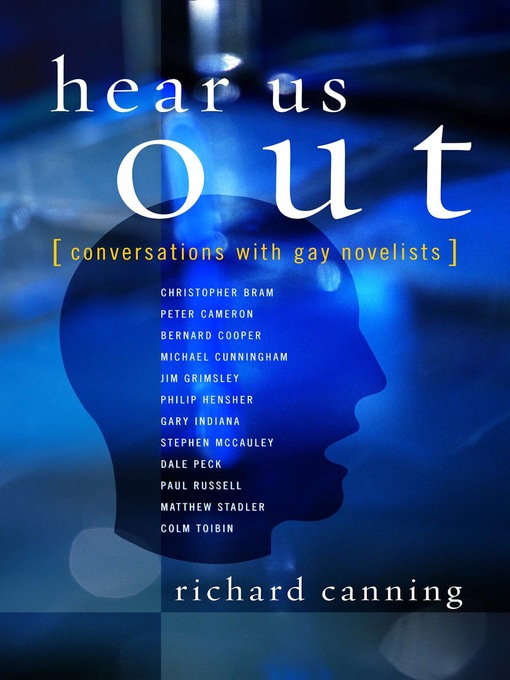 Title details for Hear Us Out by Richard Canning - Available
