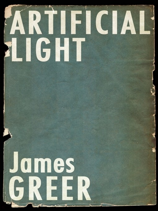 Cover of Artificial Light