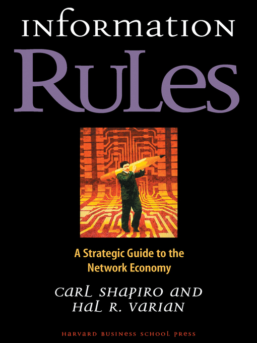Cover of Information Rules