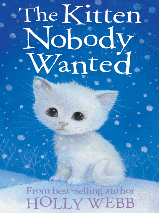 Title details for The Kitten Nobody Wanted by Holly Webb - Wait list