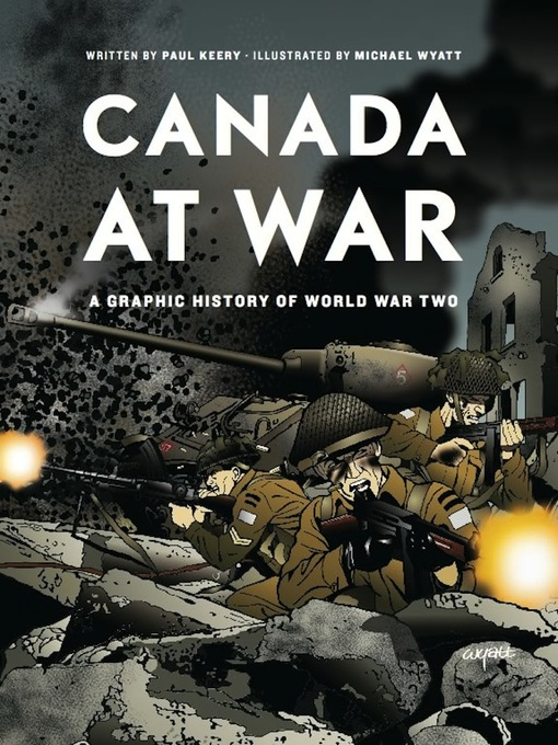 Title details for Canada at War by Paul Keery - Wait list