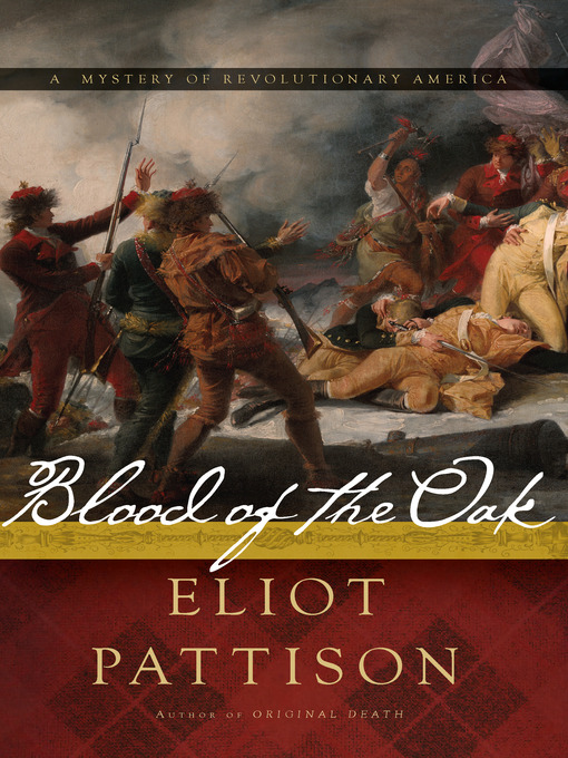 Title details for Blood of the Oak by Eliot Pattison - Wait list