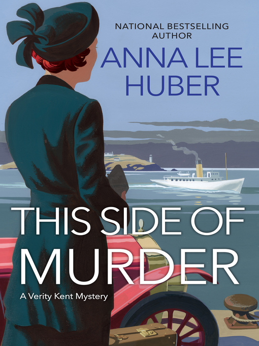 Title details for This Side of Murder by Anna Lee Huber - Available