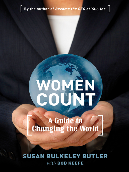 Title details for Women Count by Susan Bulkeley Butler - Available