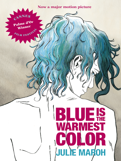 Cover image for Blue Is the Warmest Color