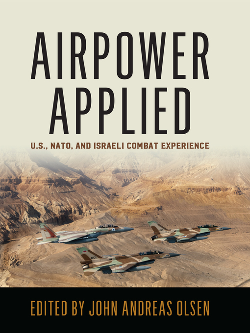 Cover of Airpower Applied