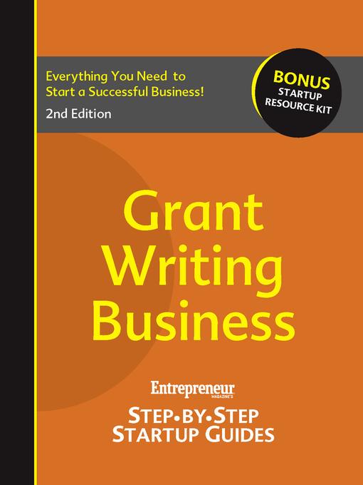 nonprofit grant writing