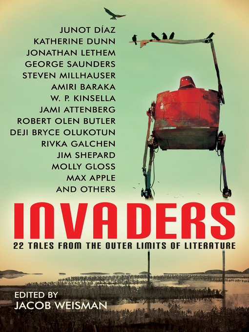 Title details for Invaders by W. P. Kinsella - Available