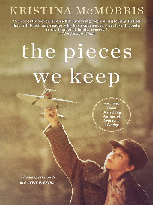 Title details for The Pieces We Keep by Kristina McMorris - Wait list