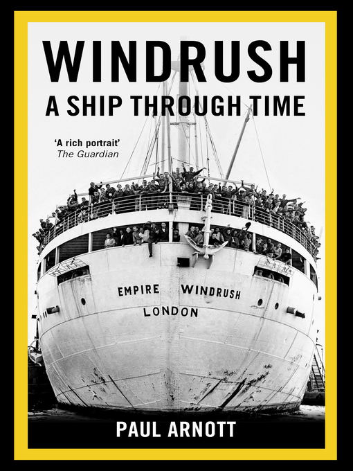 Title details for Windrush by Paul Arnott - Wait list