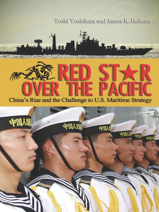 Cover of Red Star Over the Pacific