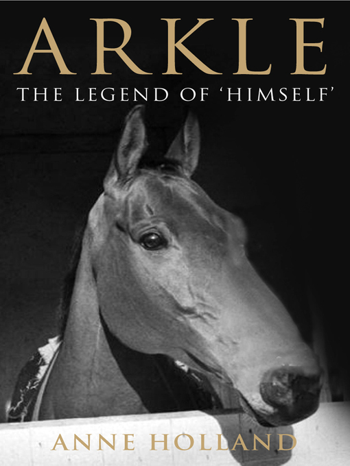 Title details for Arkle by Anne Holland - Available