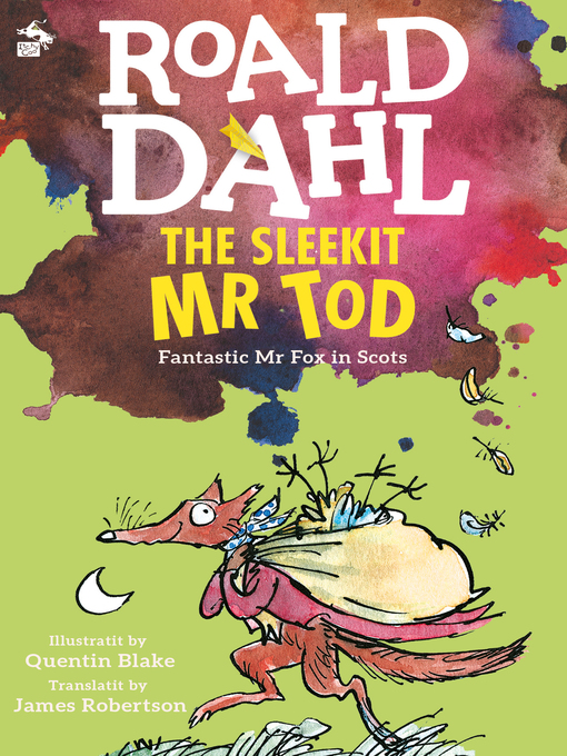 Cover of The Sleekit Mr Tod