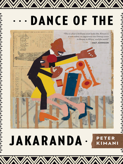 Title details for Dance of the Jakaranda by Peter Kimani - Available
