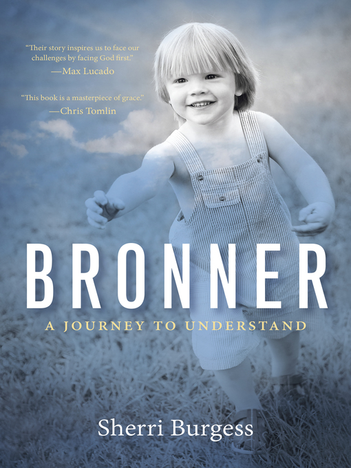 Title details for Bronner by Sherri Burgess - Wait list