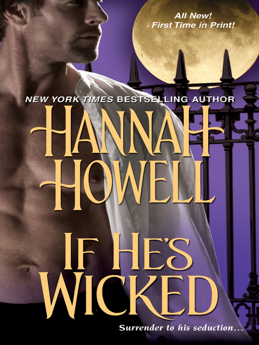 Title details for If He's Wicked by Hannah Howell - Available