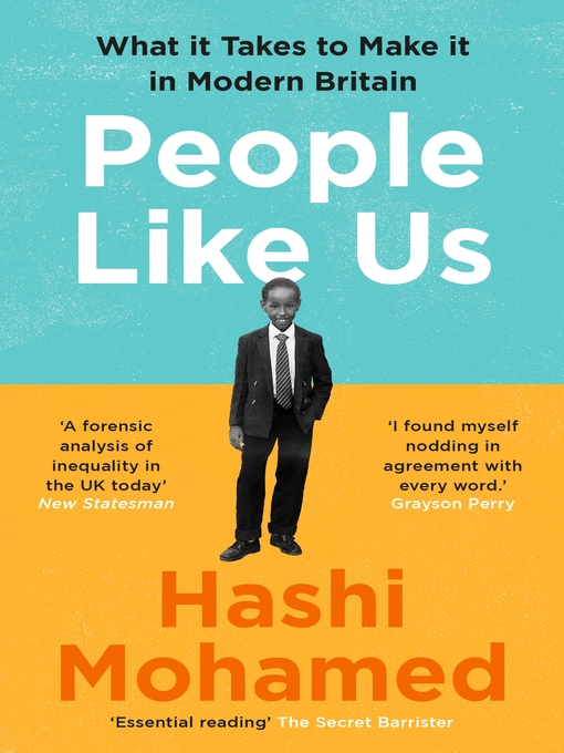 Title details for People Like Us by Hashi Mohamed - Available