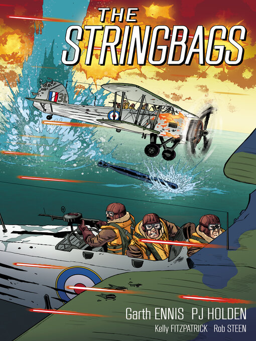 Title details for The Stringbags by Garth Ennis - Available