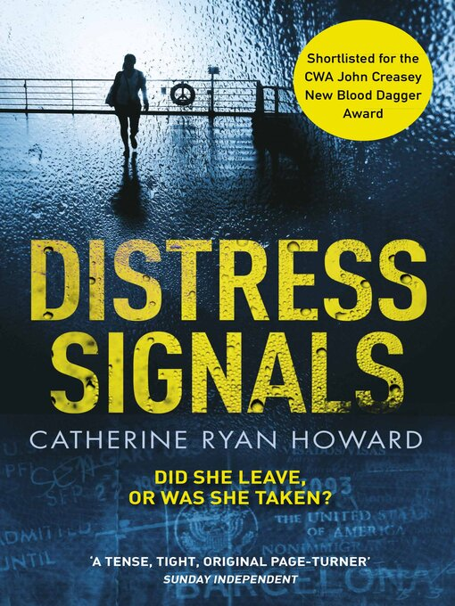 Title details for Distress Signals by Catherine Ryan Howard - Available