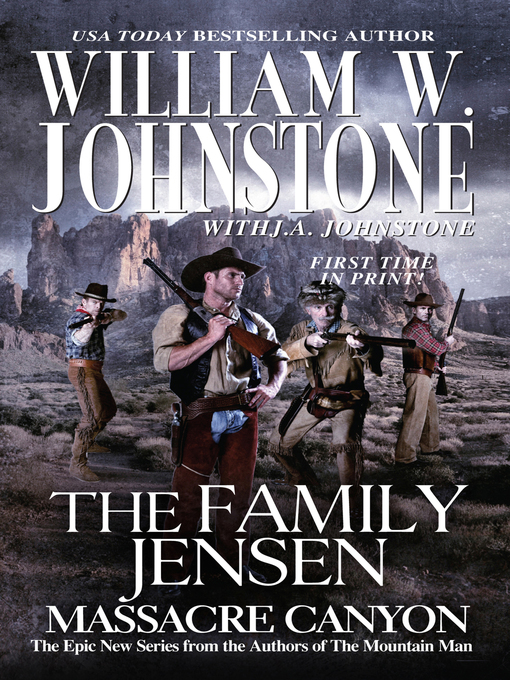 Title details for Massacre Canyon by William W. Johnstone - Available