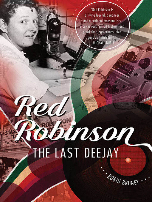Cover of Red Robinson