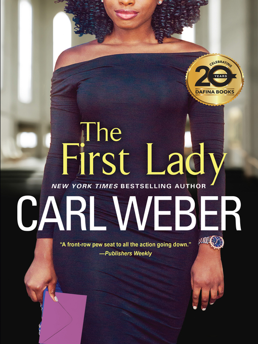 Title details for The First Lady by Carl Weber - Wait list