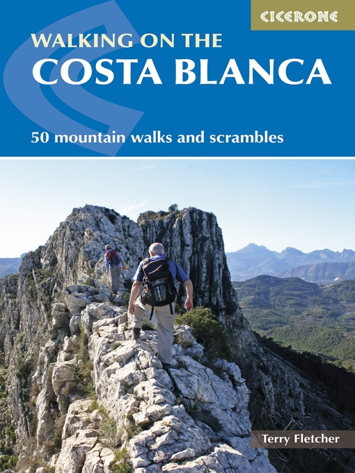 Title details for Walking on the Costa Blanca by Terry Fletcher - Wait list