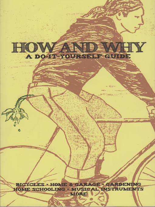 Cover of How and Why