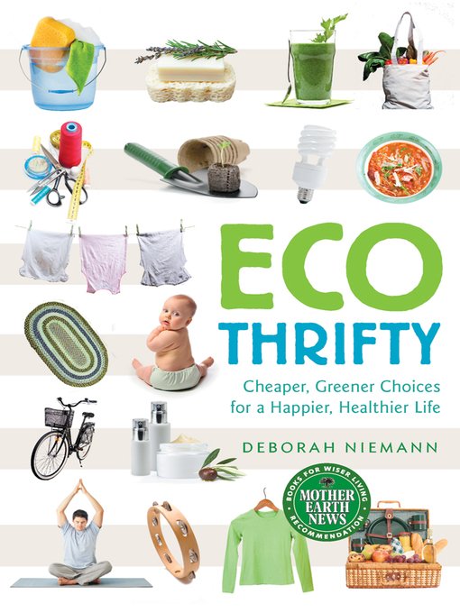 Title details for Ecothrifty by Deborah  Niemann - Wait list
