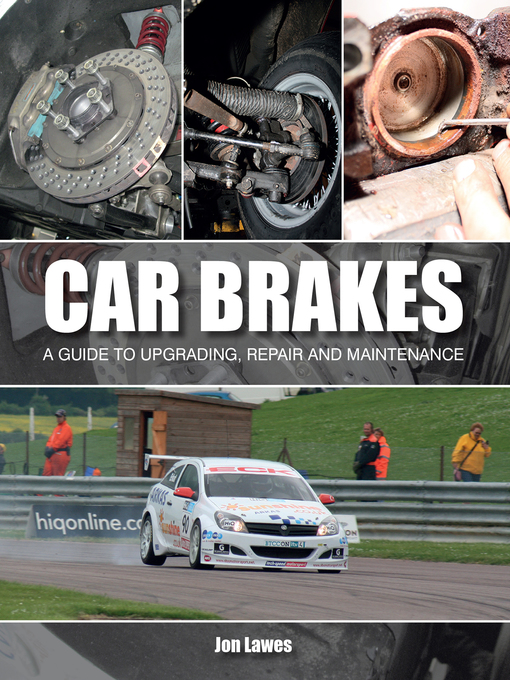 Title details for Car Brakes by Jon Lawes - Available