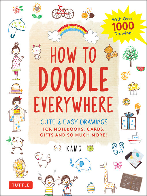 Title details for How to Doodle Everywhere by Kamo - Wait list