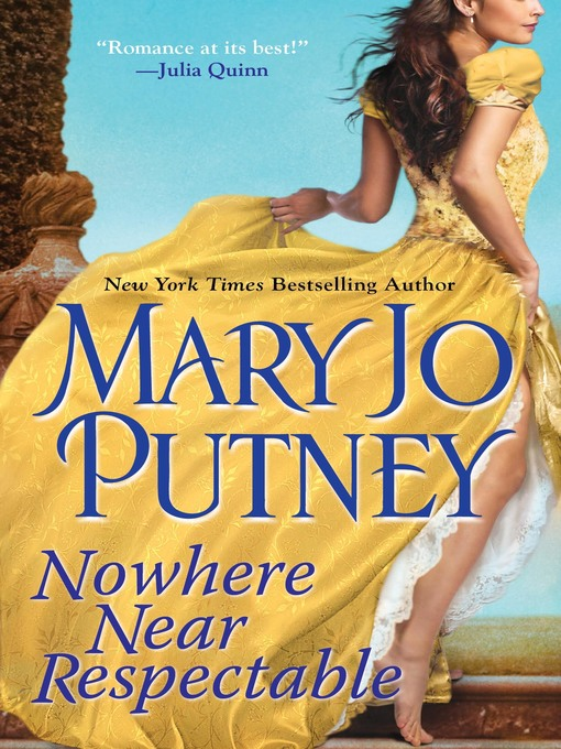 Title details for Nowhere Near Respectable by Mary Jo Putney - Available