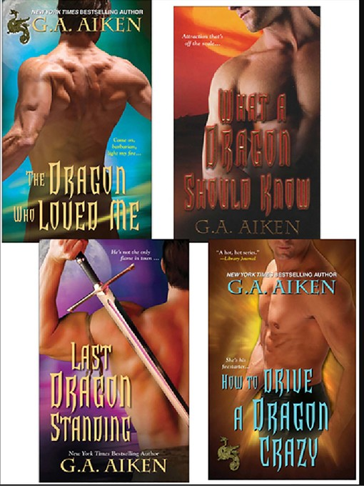 Title details for G.A. Aiken Dragon Bundle by G.A. Aiken - Available