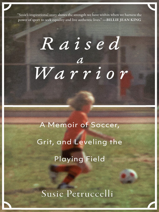 Title details for Raised a Warrior by Susie Petruccelli - Available